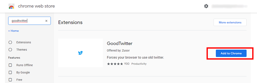 Good Twitter