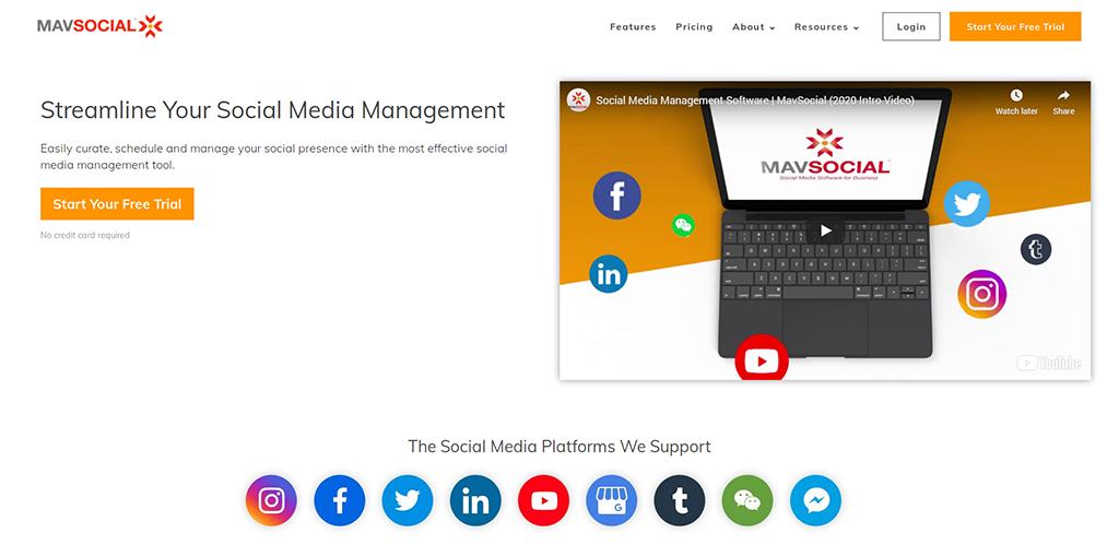 Mav Social