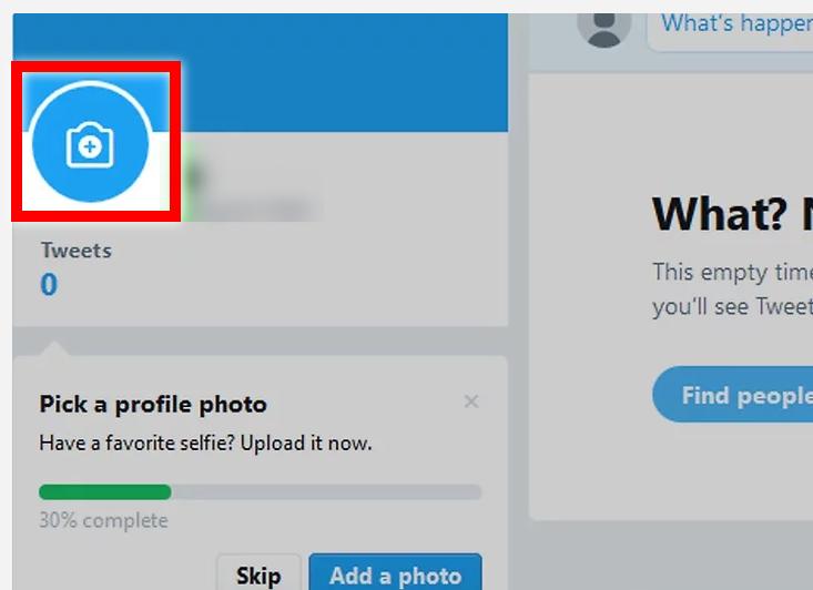 profile picture icon